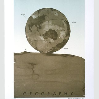 David Rathman, Geography