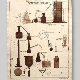 Songs of Science art for sale