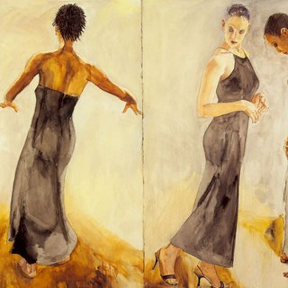 Dancers art for sale