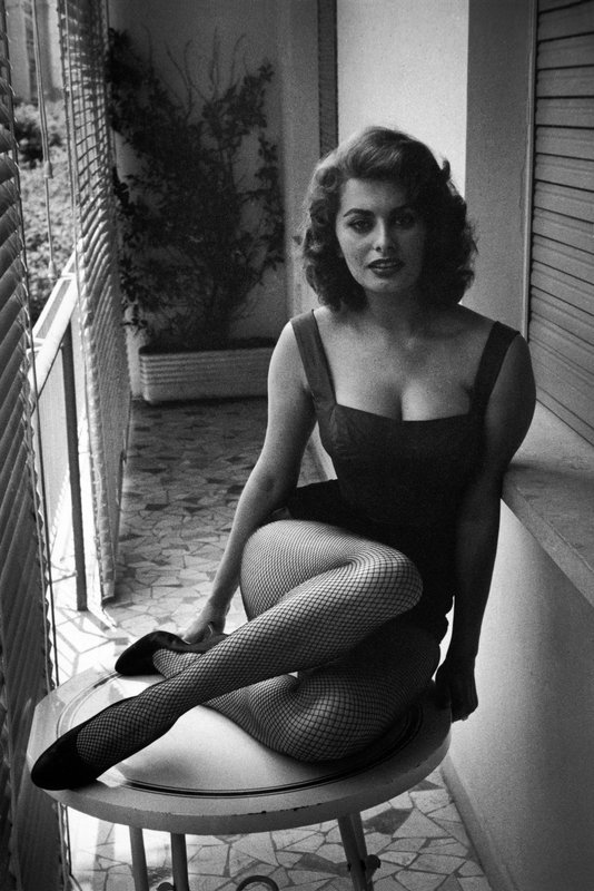 david seymour sophia loren naples it for sale artspace