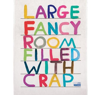 Fancy Room Tea Towel art for sale