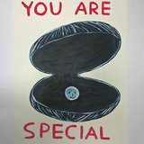 David Shrigley, Untitled [You Are Special] -