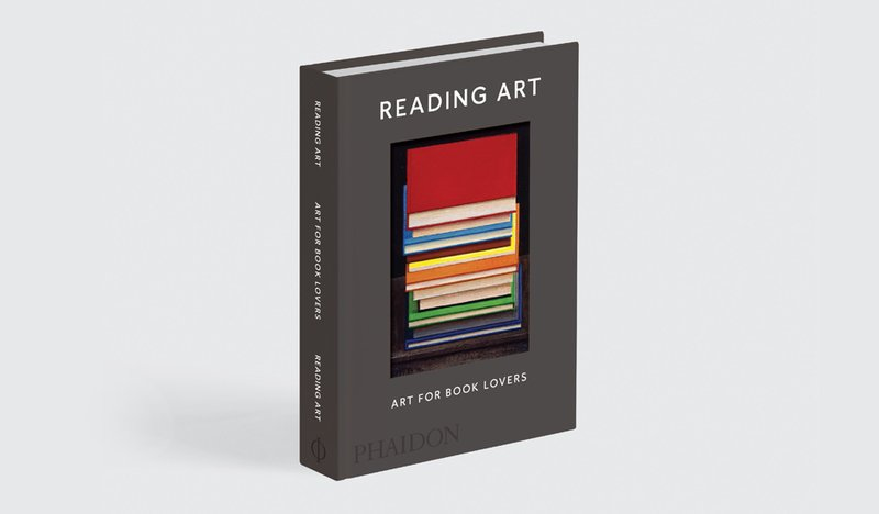 Reading Art: Art for Book Lovers, Phaidon | Artspace com