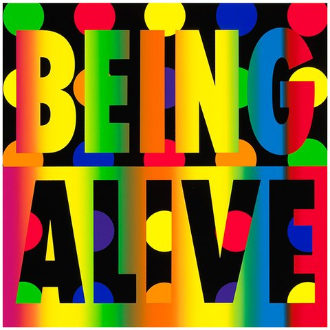 Deborah Kass - Being Alive