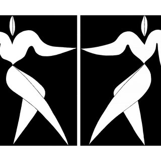 Double Dancer art for sale