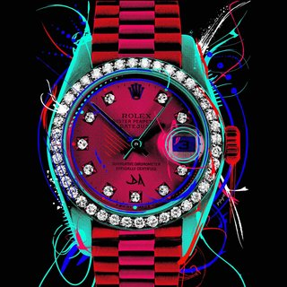 Rolex II art for sale