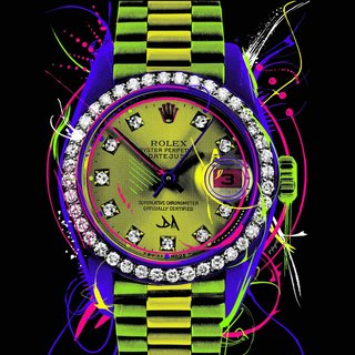 ROLEX III art for sale