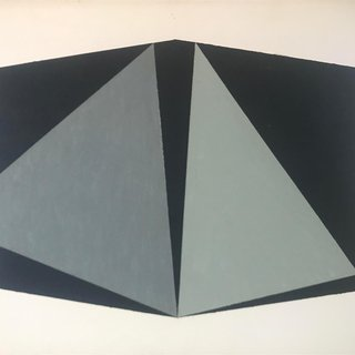 Dickie Landry, Two Tilted Triangles