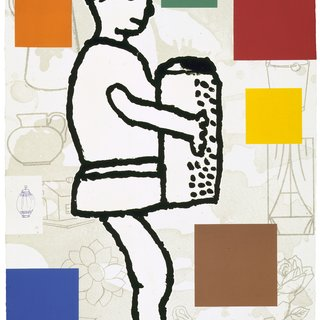 The Accordion Player #1 art for sale