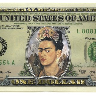 Art Notes: Frida art for sale