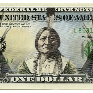 Art Notes: Sitting Bull art for sale