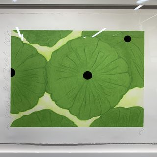 Six Greens art for sale