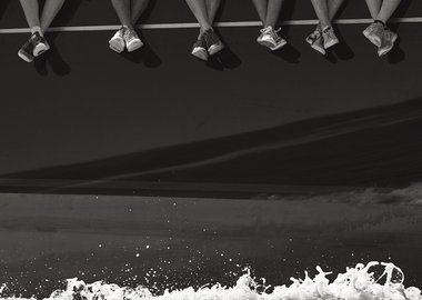 work by Drew Doggett - Over the Rail