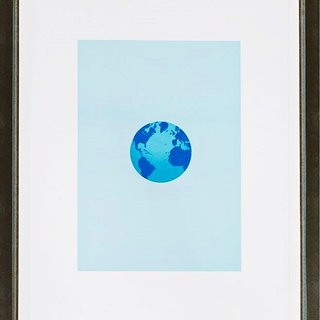 Ed Ruscha, The World and Its Surroundings
