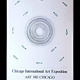 Chicago International Art Exposition (Hand Signed) art for sale