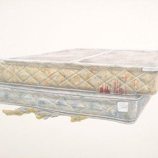 Metro Mattress #4 art for sale