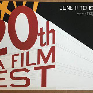 20th LA Film Fest (Hand Signed) art for sale