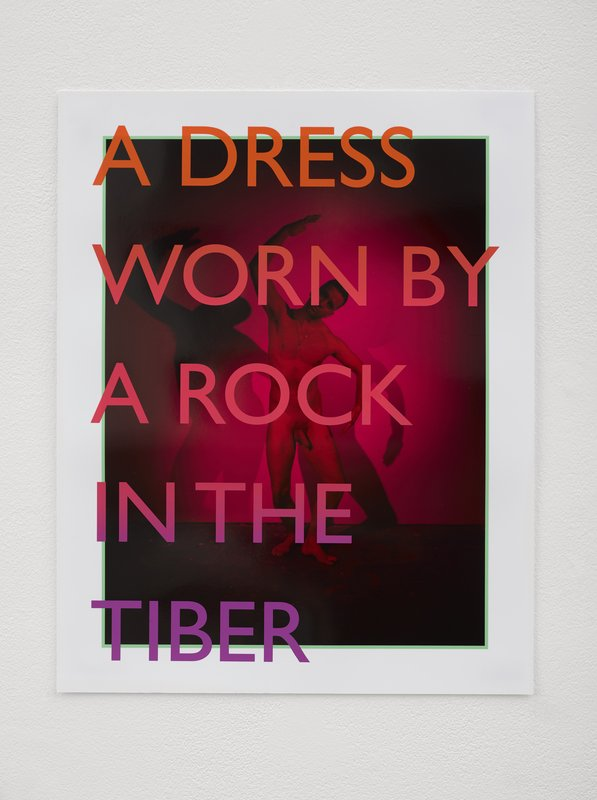 by eddie-peake - A Dress