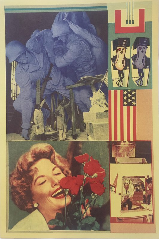 main work - Eduardo Paolozzi, Decency and Decorum in Production from General Dynamic F.U.N