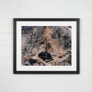 Carrara Quarry #2 art for sale
