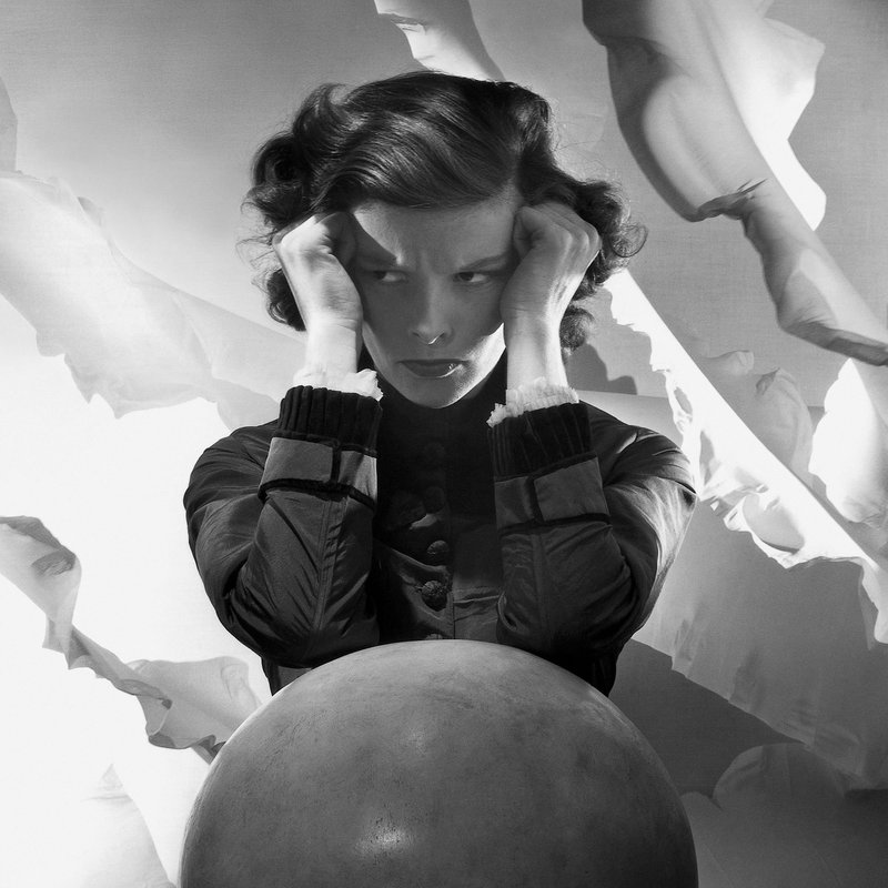 Edward Steichen, Cecil Beaton, and Anton Bruehl, Five Limited Edition Portraits from the archives of Vanity Fair - Katharine Hepburn by Cecil Beaton