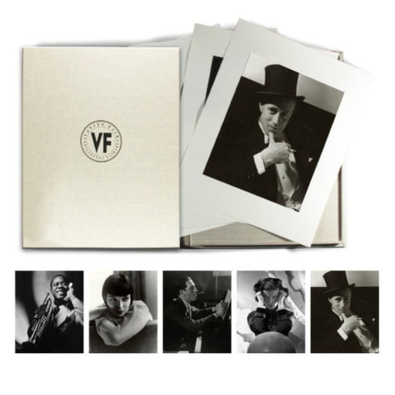 Edward Steichen, Cecil Beaton, and Anton Bruehl, Five Limited Edition Portraits from the archives of Vanity Fair -