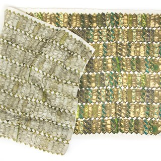 El Anatsui, Green Variation