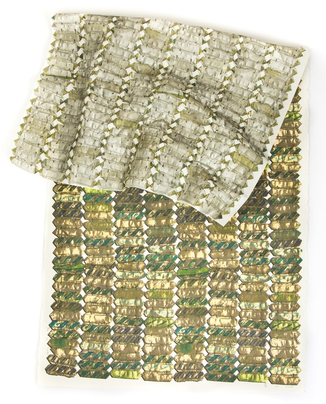 view:31677 - El Anatsui, Green Variation -