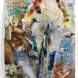 The Bicycle art for sale