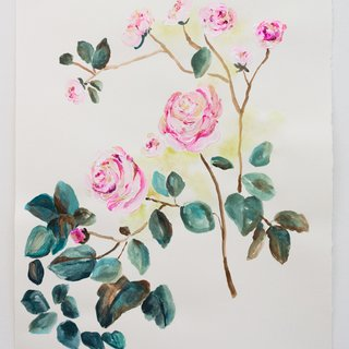 Wild Roses 2 art for sale