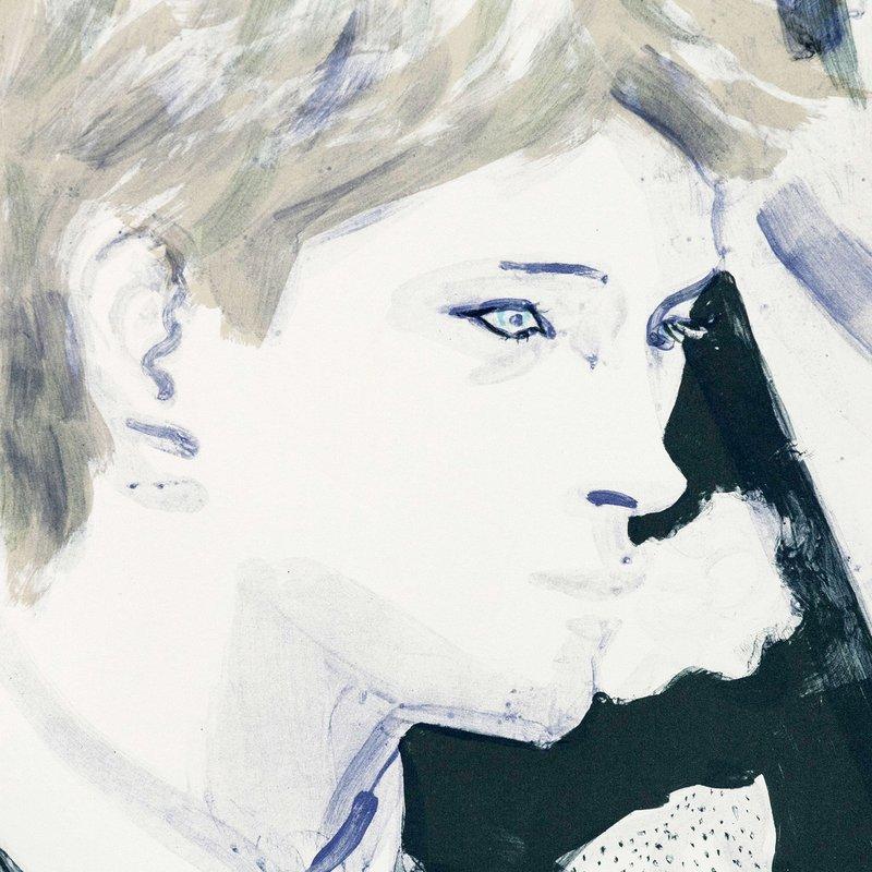 Elizabeth Peyton Paintings For Sale