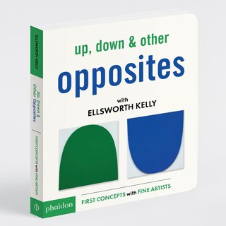Up, Down & Other Opposites with Ellsworth Kelly art for sale