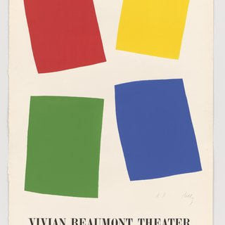 Vivian Beaumont Theater, Lincoln Center art for sale