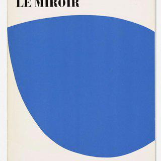 Derriere le Miroir exhibition catalogue art for sale