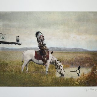 Untitled (After Edward Curtis) art for sale