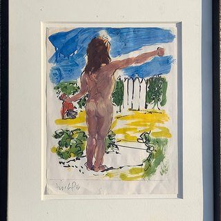 Eric Fischl, Untitled