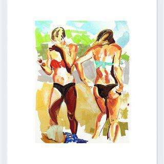 Eric Fischl, Mix and Match