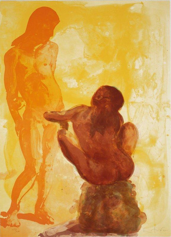 Eric Fischl Watercolors Eric Fischl | A...