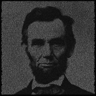 Homage to Lincoln art for sale