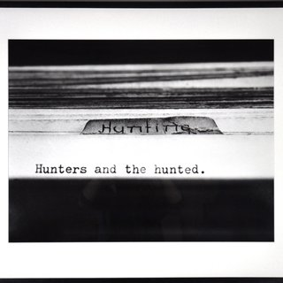 Hunters and the Hunted art for sale
