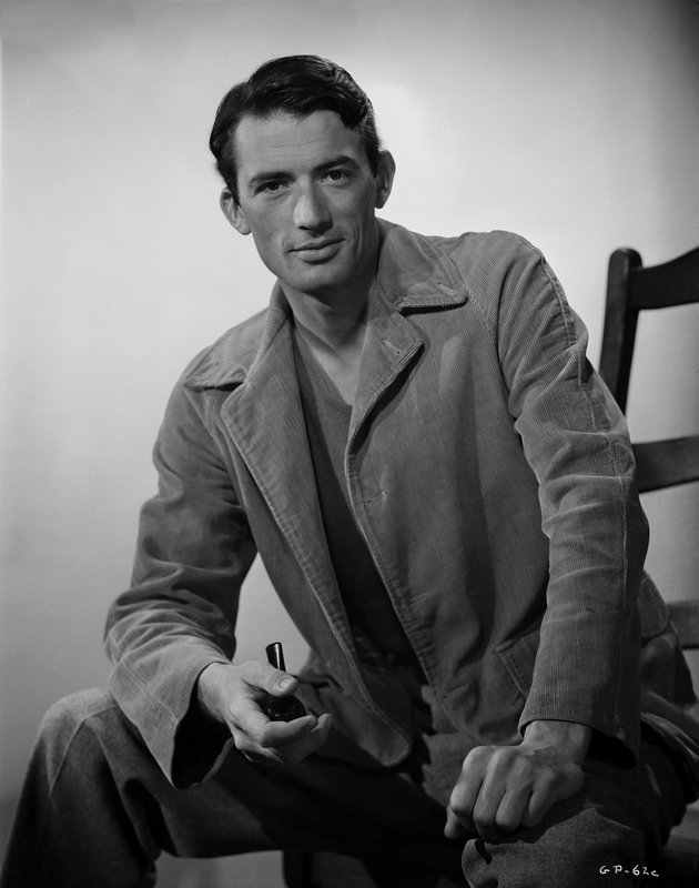 817eb14b015704 Ernest Bachrach - Gregory Peck for Sale | Artspace