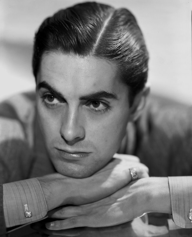 Image result for tyrone power pin-ups