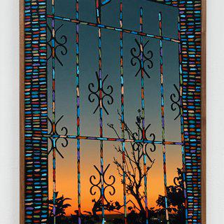 In My Room (Sunset Silhouette) art for sale