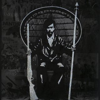 Huey Newton art for sale