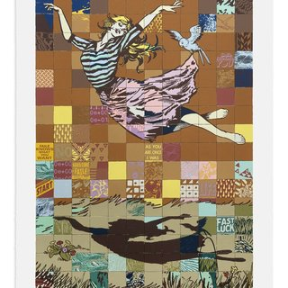 Falling For FAILE art for sale