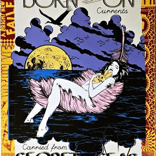 FAILE, Born on Currents, Carried on Secret Seas