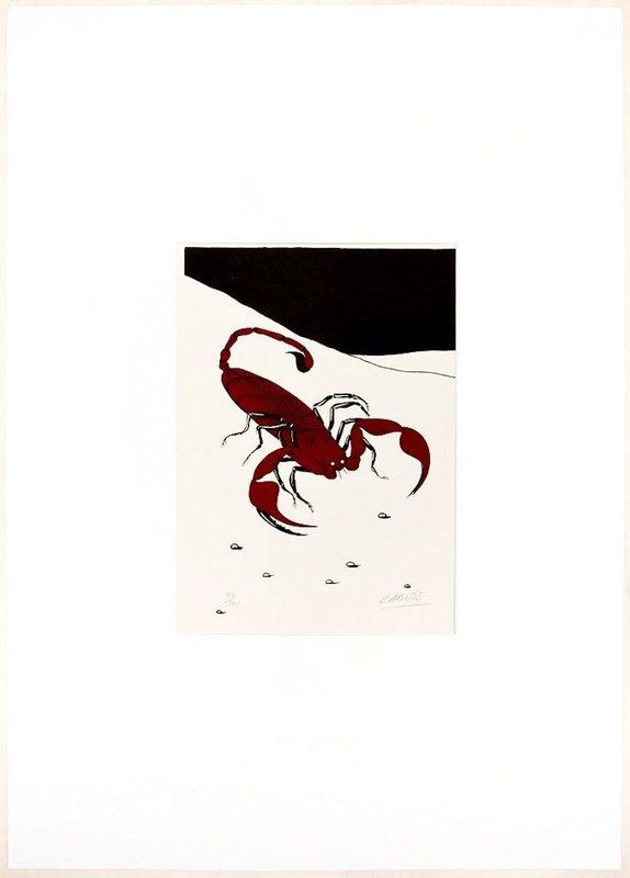 Félix Labisse - Scorpion for Sale | Artspace