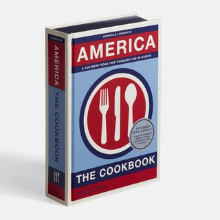 America: The Cookbook art for sale