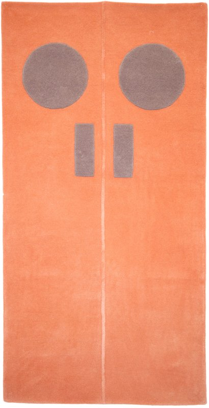 main work - Gary Hume, Door Rug