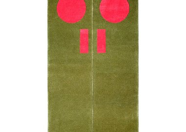work by Gary Hume - Door Rug